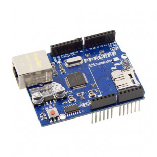 Arduíno Ethernet Shield W5100
